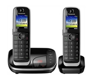 Panasonic KX-TGJ322 (Schwarz)