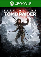Microsoft Rise of The Tomb Rider, Xbox One