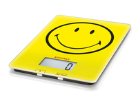 Soehnle Happy Tisch Rechteck Elektronische Küchenwaage Gelb (Gelb)