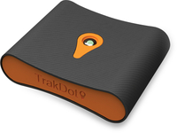 LifeTrak Trakdot (Schwarz, Orange)