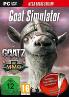 Koch Media Goat Simulator MEGA BOCKS EDITION (DE)