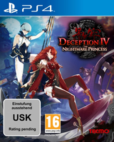 Koch Media Deception IV: The Nightmare Princess (PS4) (DE)