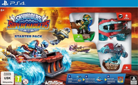 Activision Skylanders Superchargers Starter Pack, PS4