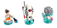 Warner Bros LEGO DIMENSIONS Portal 2 Level Pack 3Stück(e) Mehrfarben Baufigur (Mehrfarben)
