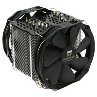 Thermalright Macho X2 Prozessor Kühler (Schwarz, Grau)