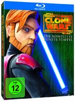 Warner Home Video Star Wars: The Clone Wars Blu-ray 2D Deutsch Gewöhnliche Ausgabe