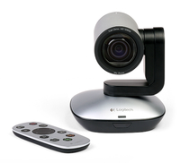 Logitech PTZ Pro Camera (Schwarz, Grau)