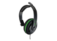 Turtle Beach Ear Force Recon 30X Monophon Kopfband Schwarz, Grün Headset (Schwarz, Grün)