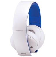 Sony 9856634 Headset (Weiß)