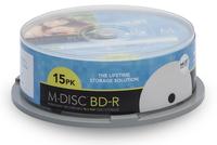 M-DISC MDBDIJ015 R/W blu-raydisc (BD) (Weiß)