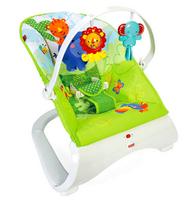Fisher Price CJJ79 Baby Schaukel und Wippe (Mehrfarbig)