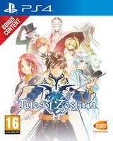 Namco Bandai Games Tales of Zestiria, PS4