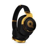 AKG N90Q ohrumschließend Kopfband Schwarz (Schwarz, Gold)