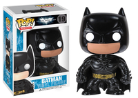 FUNKO Pop! Heroes: Dark Knight MOVIE - Batman Collectible figure Pop! Heroes: Dark Knight MOVIE (Mehrfarbig)