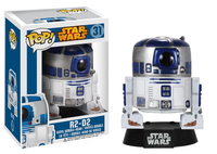 FUNKO Pop! Star Wars: R2-D2 Collectible figure Pop! Star Wars (Mehrfarbig)