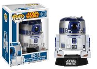 FUNKO Pop! Star Wars: R2-D2 Collectible figure Pop! Star Wars (Mehrfarbig)