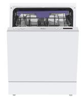 Amica EGSP 14387 V Vollständig integrierbar 14Stellen A+++ Weiß Spülmaschine (Weiß)