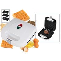 KALORIK TKG SWM 1002 750W Weiß Sandwich-Toaster (Weiß)