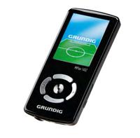Grundig MPixx 1452 MP3 4GB Schwarz (Schwarz)