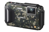 Panasonic Lumix DMC-FT5 (Camouflage)
