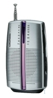 Grundig CITY BOY 31 (Pink, Silber)
