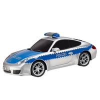 Carrera Polizei Porsche 911 (Blau, Silber)