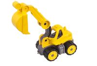 BIG Power Worker Mini Bagger (Gelb)
