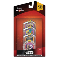 Namco Bandai Games Disney Infinity: Star Wars 3.0 - Twilight of the Republic (Mehrfarbig)