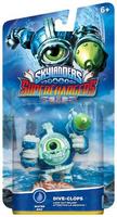 Activision Skylanders SuperChargers - Dive Clops (Mehrfarbig)
