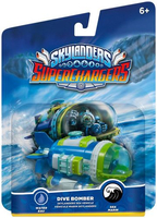 Activision Skylanders SuperChargers - Dive Bomber (Mehrfarbig)