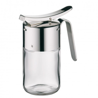 WMF 06.3664.6040 honey/syrup dispenser (Edelstahl, Transparent)