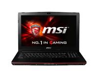 MSI Gaming GP62-2QEi781 (Leopard Pro) (Schwarz)