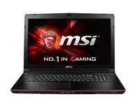 MSI Gaming GP72-2QEi781 (Leopard Pro) (Schwarz)