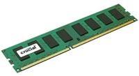 Crucial CT204864BD160B 16GB DDR3L 1600MHz Speichermodul (Schwarz, Grün)