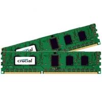 Crucial CT2K51264BD160BJ 8GB DDR3 1600MHz Speichermodul (Schwarz, Grün)