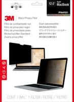 3M PFNAP001 Bildschirmfilter (Schwarz)