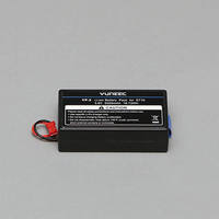 Yuneec YUNST10100 Lithium-Ion 5200mAh 3.6V Wiederaufladbare Batterie (Schwarz)