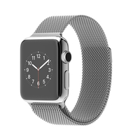 Apple Watch (Edelstahl, Edelstahl)
