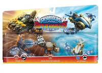 Activision Skylanders: Superchargers - Triple Pack Skylanders: Superchargers (Mehrfarbig)