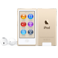 Apple iPod nano 16GB (Gold)