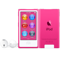 Apple iPod nano 16GB MP4 16GB Pink (Pink)