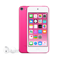 Apple iPod touch 16GB MP4-Player 16GB Pink (Pink)