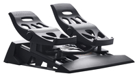 Thrustmaster T.Flight Rudder Pedals Pedale PC,PlayStation 4 Schwarz (Schwarz)