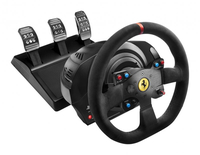 Thrustmaster T300 Ferrari Integral Racing Wheel Alcantara Edition (Schwarz)