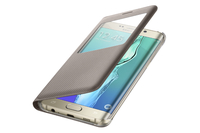 Samsung S-View Flip Cover (Gold)