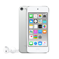 Apple iPod touch 128GB MP4-Player 128GB Silber (Silber)