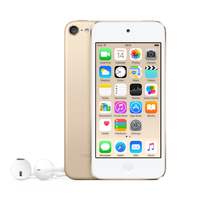 Apple iPod touch 128GB MP4-Player 128GB Gold (Gold)