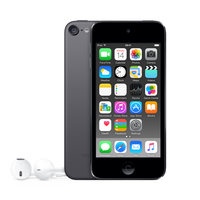 Apple iPod touch 128GB MP4-Player 128GB Grau (Grau)