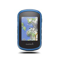 Garmin eTrex Touch 25 inkl. TopoActive Europa (Schwarz, Blau)