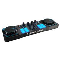 Hercules 4780843 DJ Controller (Schwarz)